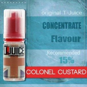 Colonel Custard 30ml - Concentre T-Juice
