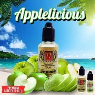 Applelicious 10ml - Concentré 77 Flavor