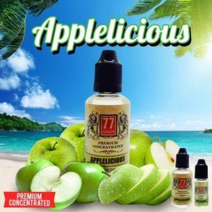 Applelicious 30ml - Concentré 77 Flavor