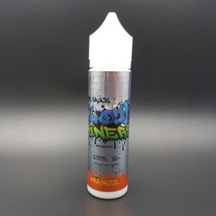 E-liquide Orange 50ml 0mg DLUO - Vape Sauce Cloud Niners