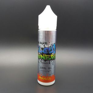 Orange 50ml 0mg - Vape Sauce