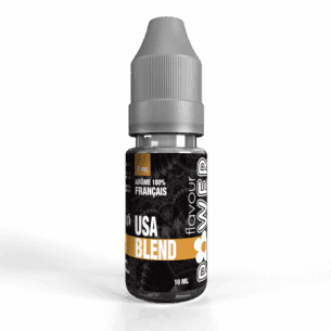 USA Blend 10ml - Flavour Power