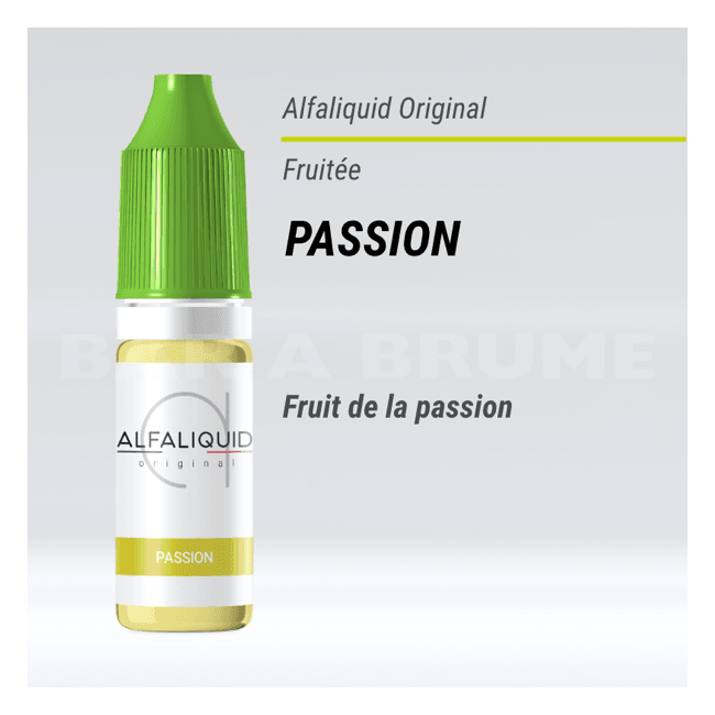 Passion 10ml - Alfaliquid