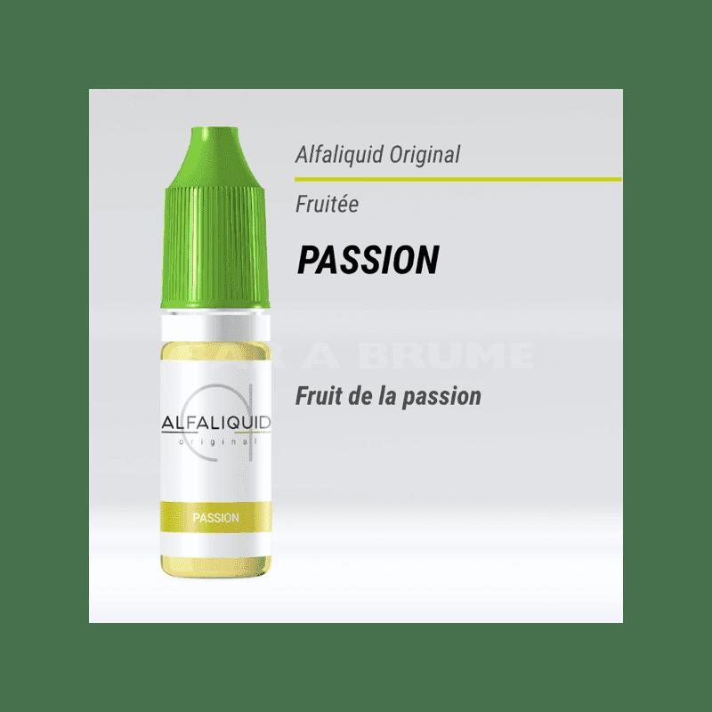 Passion 10ml - Alfaliquid