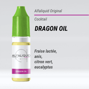 Dragon Oil 10ml - Alfaliquid