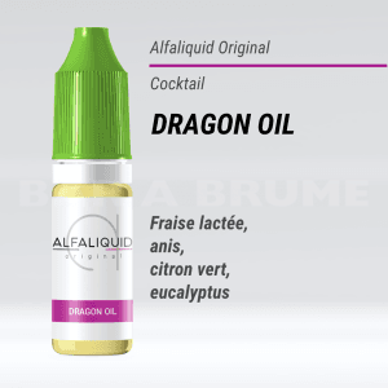 Dragon Oil 10ml - Alfaliquid