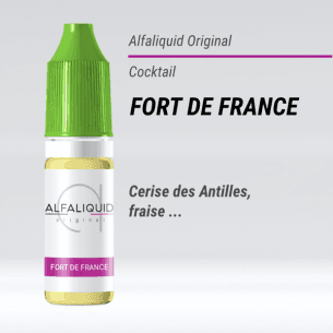 Fort De France 10ml - Alfaliquid