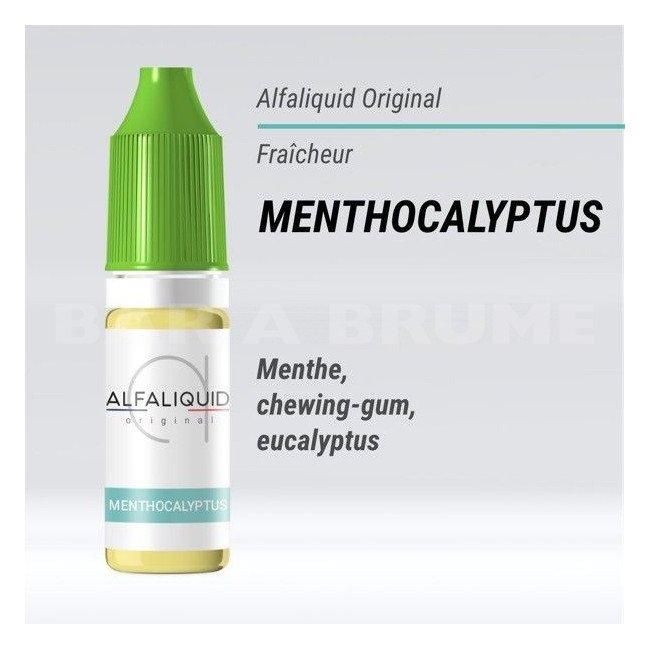 Menthocalyptus 10ml - Alfaliquid