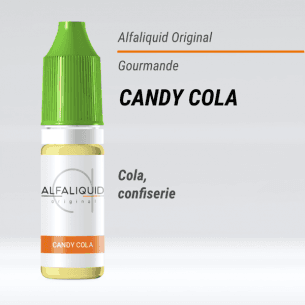 Candy Cola 10ml - Alfaliquid