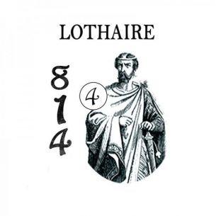 Lothaire 50ml - Concentré 814