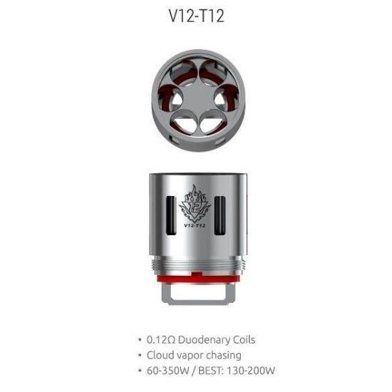 Résistance TFV12 T12 - Smok