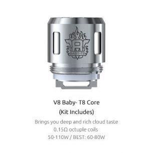 Résistance TFV8 Baby T8 - Smok