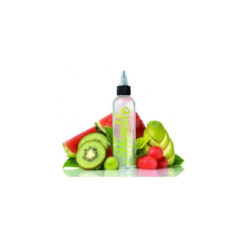 Pee Wee Kiwi 120ml 0mg - Humble Juice