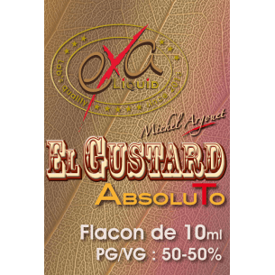 El Gustard 10ml - Exaliquid
