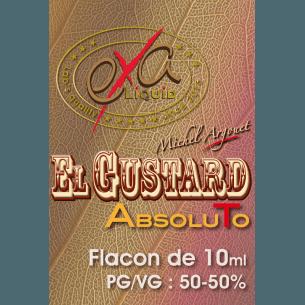 El Gustard 10ml - Exaliquid