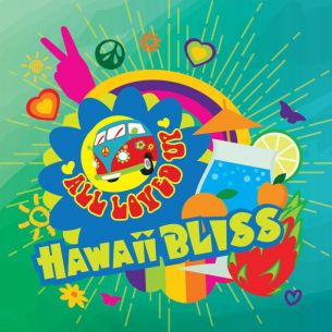 Hawaii Bliss (All Loved Up) 10ml - Concentré Big Mouth