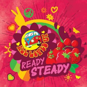 Ready Steady (All Loved Up) 10ml - Concentré Big Mouth