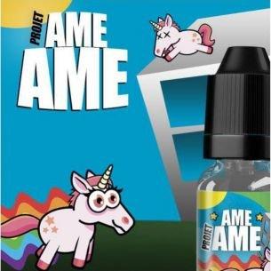 Projet Ame Ame 10ml - Concentré Vape Or Diy