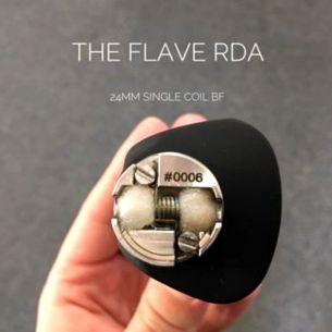 The Flave RDA BF - Alliancetech Vapor