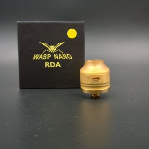 Wasp Nano RDA - Oumier