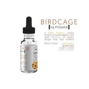 Birdcage 50ml 0mg - Psiquid