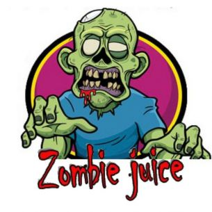 Zombie Juice 60ml 0mg - Pat & Véro