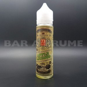 Applelicious 50ml 0mg - 77 Flavor