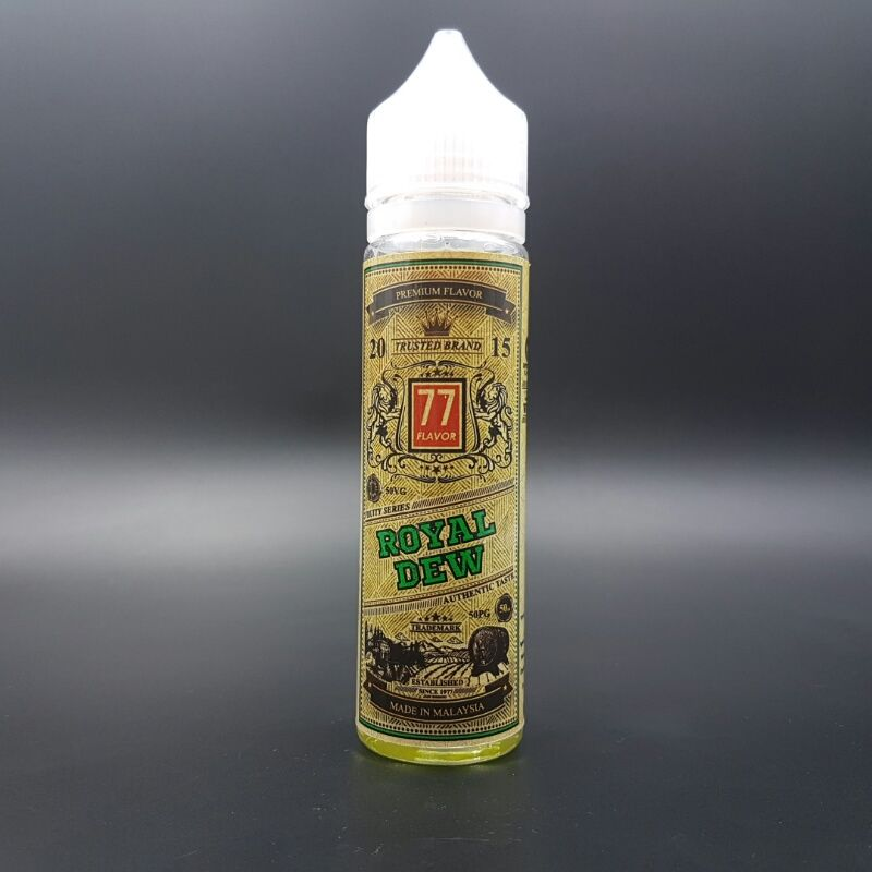 Royal dew 50ml 0mg - 77 Flavor