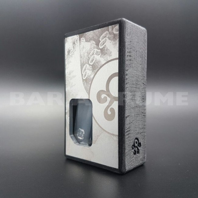 Octo 1982 Edition Gravée Metal Twins Box Mod BF - Octopus Mods