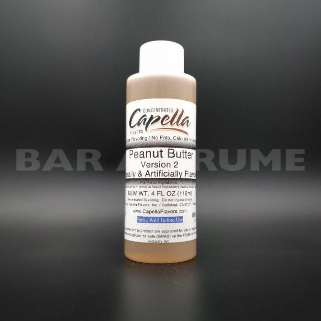 Peanut Butter v2 118ml - Capella Flavors