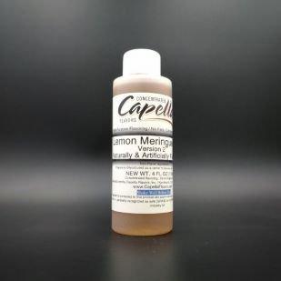 Lemon Meringue Pie v2 118ml - Capella Flavors