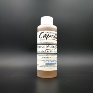 Lemon Meringue Pie v2 118ml - Capella Flavors
