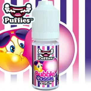 Bubble Cassis 10ml - Puffies (Swoke)