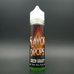 Green Gravity 50ml 0mg - Flavor Drops