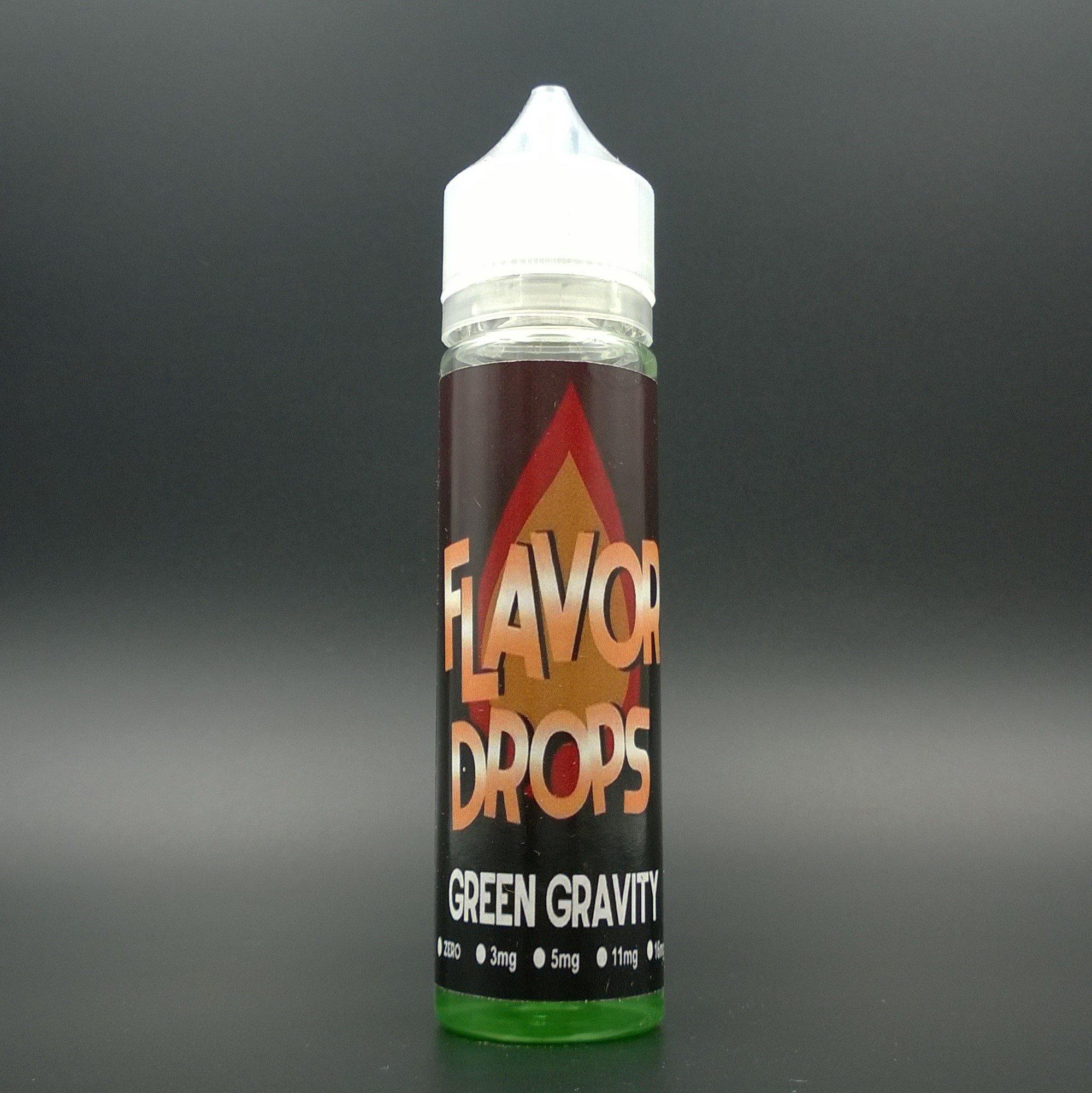 Green Gravity 50ml - Flavor Drops