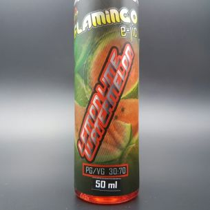 Lemon Lime Watermelon 50ml 0mg - Flamingo
