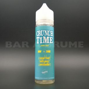 Crunch Time 50ml 0mg - California Vaping Co