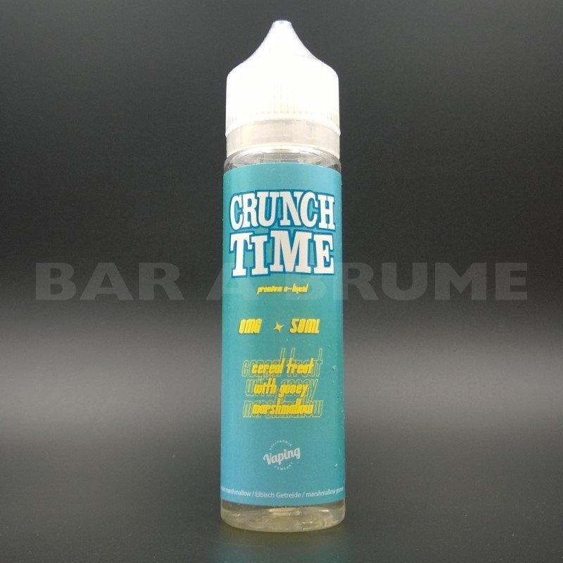 Crunch Time 50ml 0mg - California Vaping Co