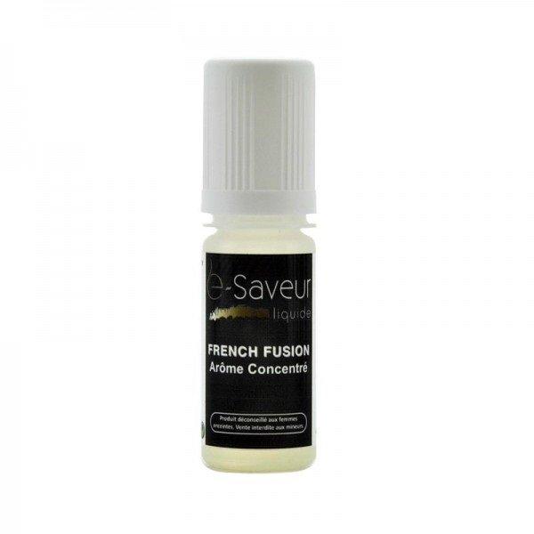French Fusion 10ml -  Concentré E-Saveur Liquide