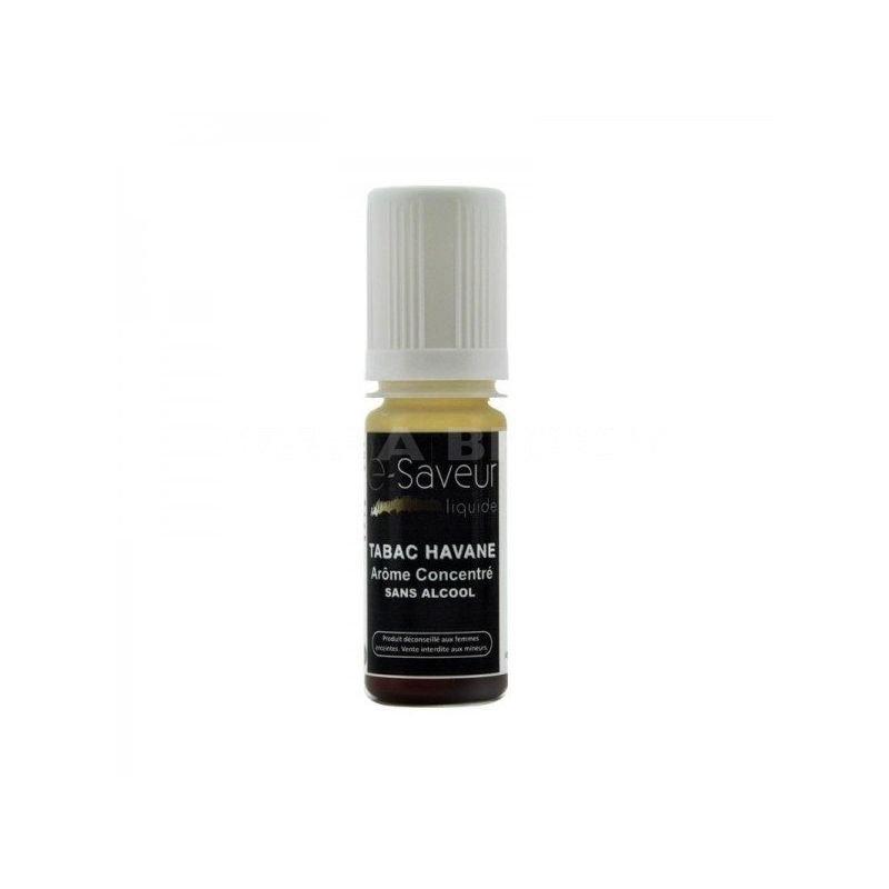 Tabac Havane 10ml - Concentré E-Saveur Liquide