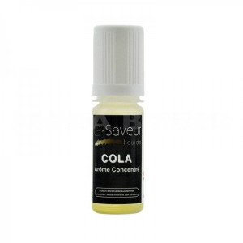 Cola 10ml -  Concentré E-Saveur Liquide
