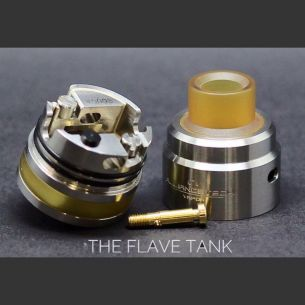The Flave Tank RDTA BF - Alliancetech Vapor