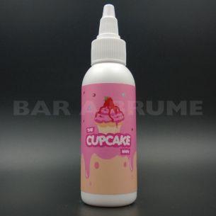 The Cupcake Man Strawberry 60ml 0mg - Vaper Treats