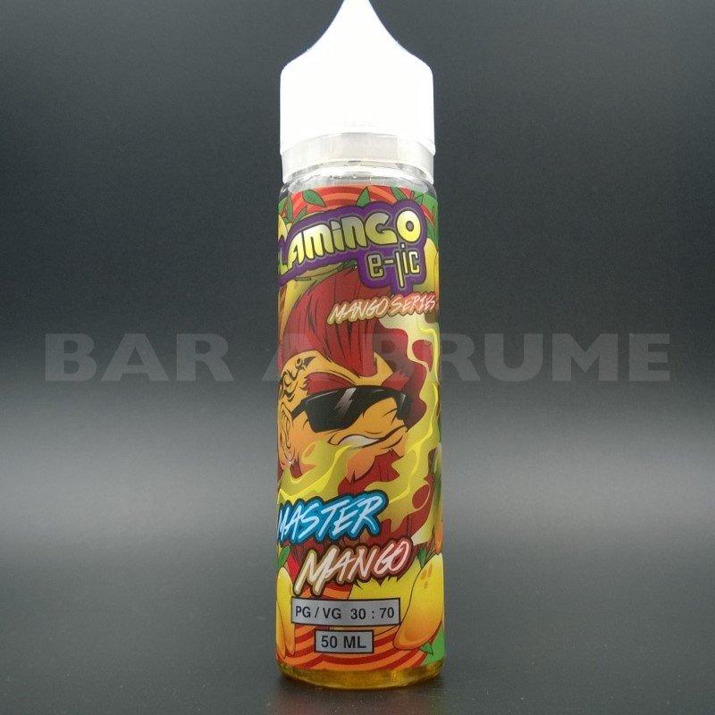 Master Mango 50ml 0mg - Flamingo