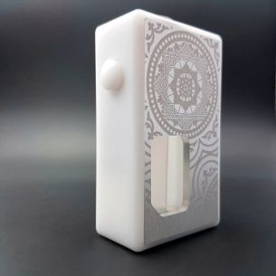 Octo Anodised Delrin Orient - octo510 - Box Mod BF - Octopus Mods