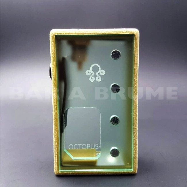 Octo Verso Olive Distress Box Mod BF - Octopus Mods