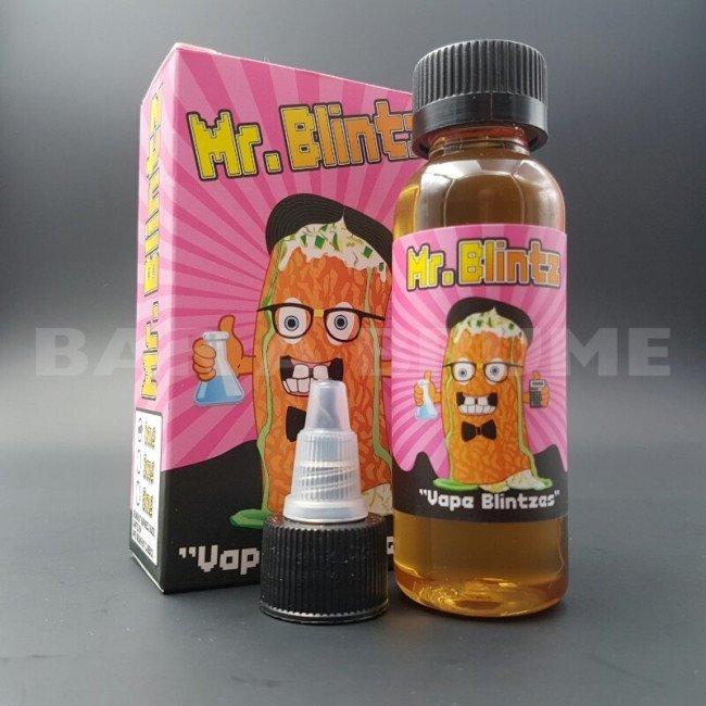 Mr Blintz 50ml 0mg - Vape Breakfast Classique
