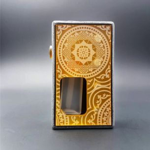 Octo Orient Ultem Distress - octo510 - Box Mod BF - Octopus Mods