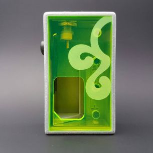 Octo Big One Spring Green Distress - octo510 - Box Mod BF - Octopus Mods