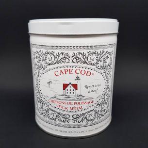 """Boite de 12 Cape Cod """"Economy Pack""""+ Chiffon Microfibre + Paire De Gants"""